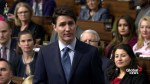 Trudeau heckled while addressing resignation of Gerald Butts amid SNC-Lavalin affair